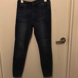 Articles of Society nearly new dark wash jeans